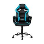 Drift Gaming DR50 negra  azul  Silla