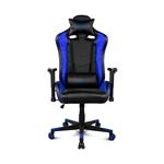 Drift Gaming DR85 negra  azul Silla