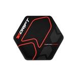Drift Floorpad negro  rojo  Accesorio para sillas