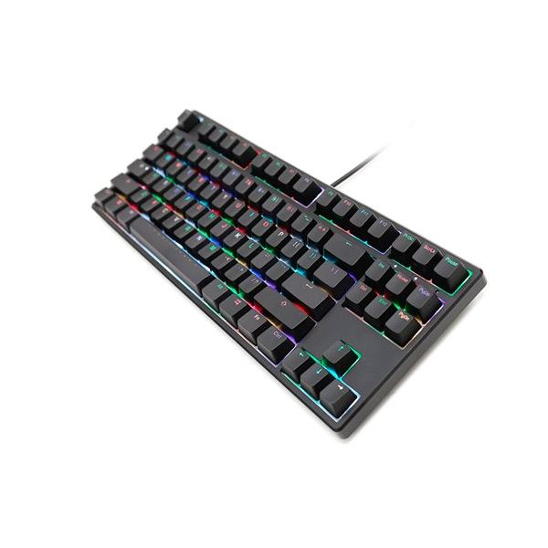 Ducky One TKL Cherry MX Blue RGB  Teclado
