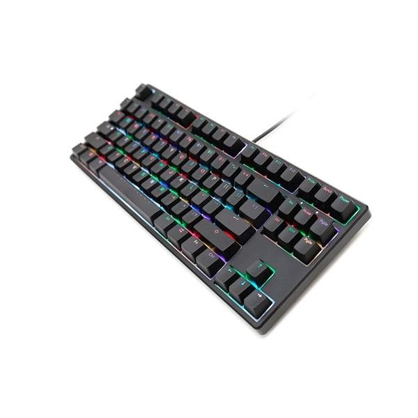 Ducky One TKL Cherry MX Silver RGB - Teclado