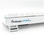 Ducky One 2 Mini Pure White RGB MX Blue Layout PT  Teclado