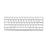 Ducky One 2 Mini Pure White RGB MX Red Layout ES - Teclado