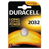 Duracell Pila Botón Litio CR2032 3V 1 unidad