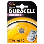 Duracell Pila Botn Litio CR1616 3V 1 unidad