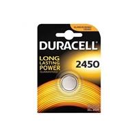 Duracell Pila Botón Litio CR2450 3V 1 unidad