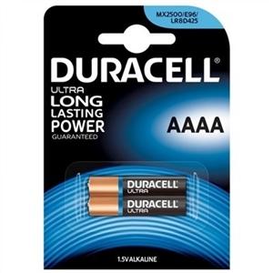 Duracell Pilas Alcalinas Ultra Power AAAA 15V 2 unidades