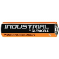 Duracell Pilas Alcalinas Industrial AAA 1.5V 10 unidades