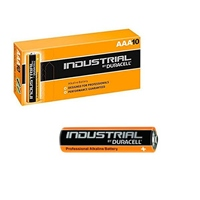 Duracell Pilas Alcalinas Industrial AAA 1.5V x10 unidades