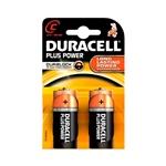 Duracell Pilas Alcalinas Plus Power C 15V 2 unidades