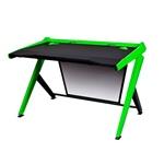 DXRacer GD1000NE negro  verde  Mesa gaming