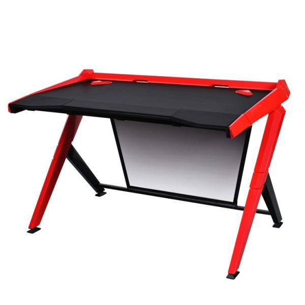 DXRacer GD/1000/NR negro / rojo – Mesa gaming