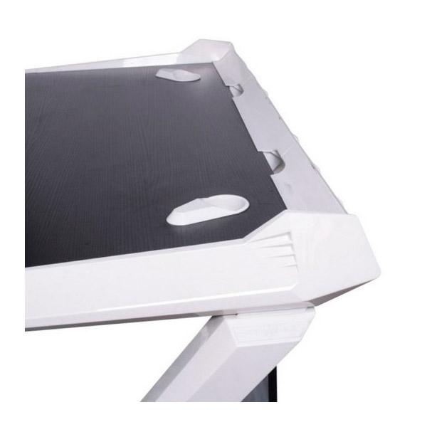 DXRacer GD/1000/NW negro / blanco - Mesa gaming