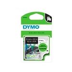 Dymo D1 Etiquetas Nylon 12mmx55m NegroBlanco  Consumible