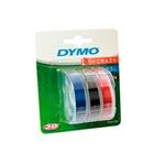 Dymo cinta en relieve autoadhesiva 3D x 3 - Consumible