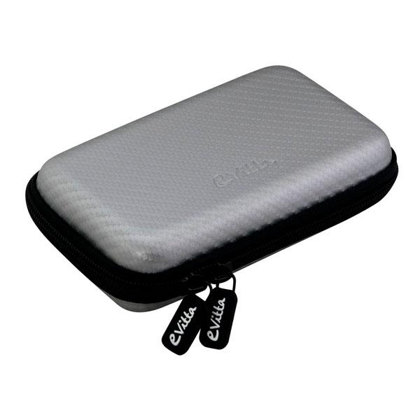 Evitta carbon fiber silver 25  Funda HDD