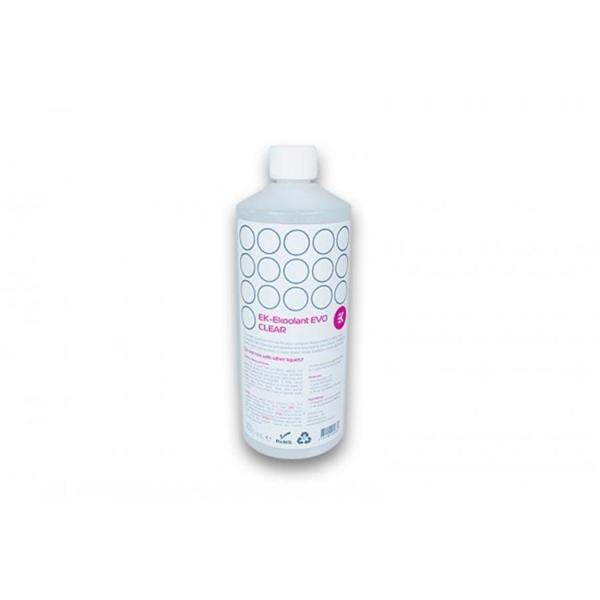 EKWB EK-Ekoolant EVO Clear 1L premix – Líquido