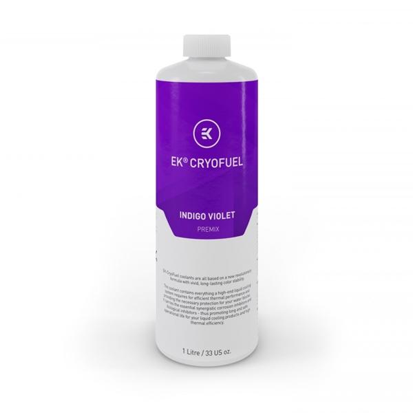 EKWB EKCryoFuel Premezclado Indigo Violet 100ml  Líquido