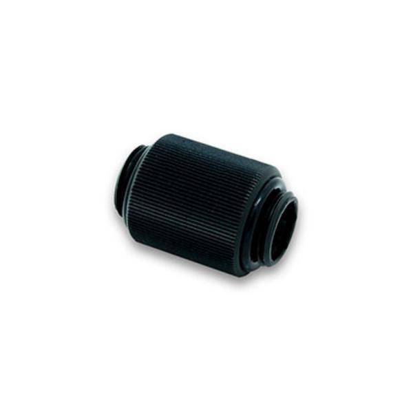 EKWB EK-AF 20mm M-M G1/4 negro – Extensor