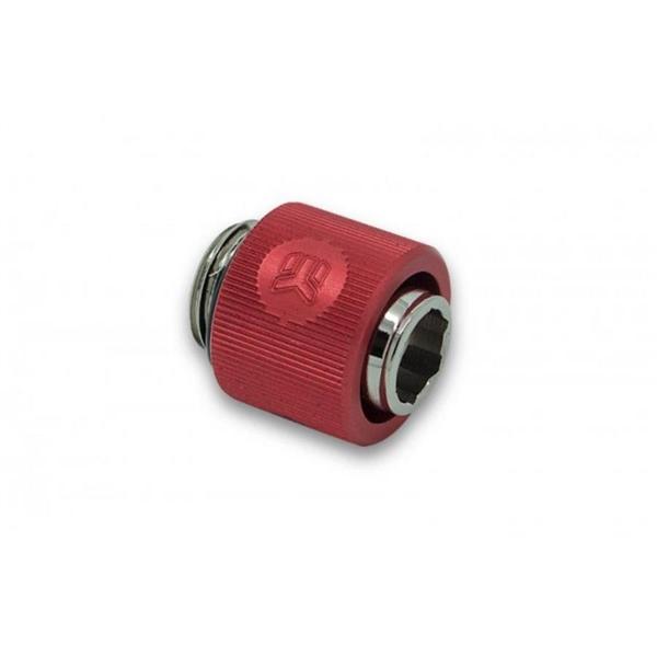 EKWB EK-ACF Fitting 13/10mm G1/4 rojo – Racor