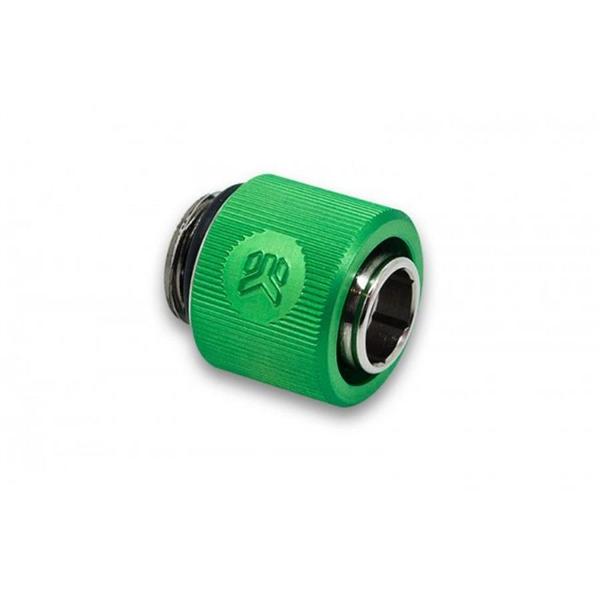 EKWB EK-ACF Fitting 13/10mm G1/4 verde – Racor