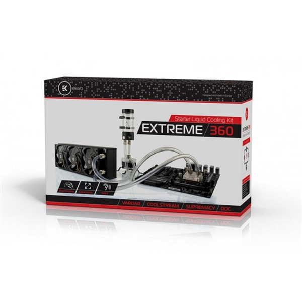 EKWB EK-KIT X360 – Refrigeración Líquida