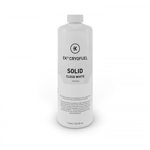 EKWB EKCryoFuel Solid Premezclado Cloud White 100ml  Líquido