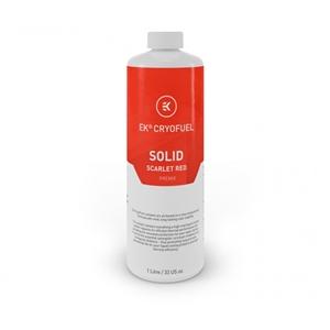 EKWB EKCryoFuel Solid Premezclado Scarlet Red 1000ml  Líquido