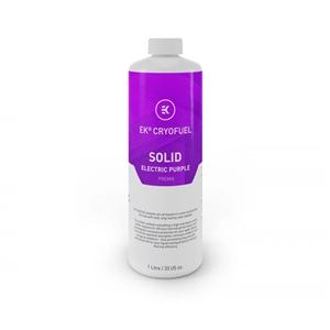 EKWB EKCryoFuel Solid Premezclado Electric Purple 1000ml  Líquido