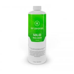 EKWB EKCryoFuel Solid Premezclado Neon Green 1000ml  Líquido