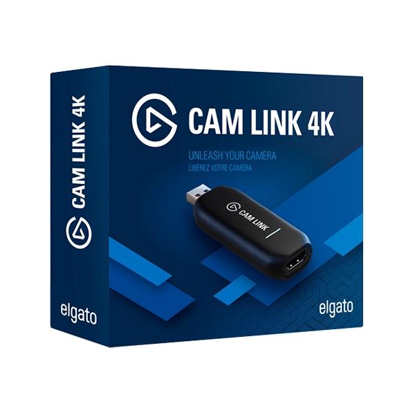 Elgato Cam Link 4K  Capturadora