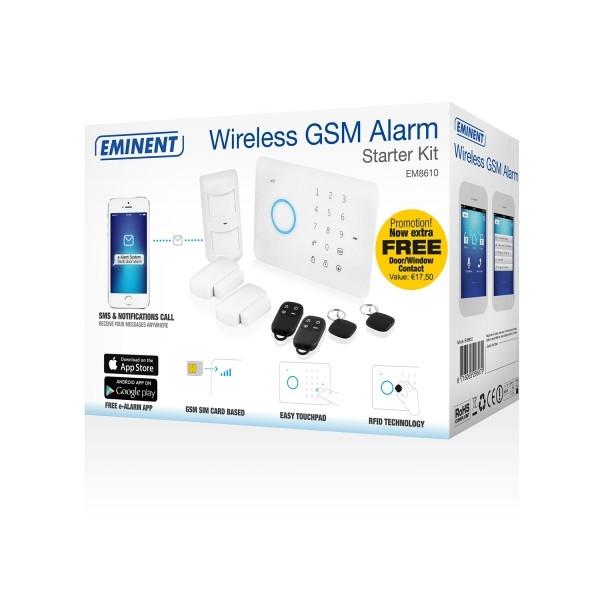 Eminent Starter Kit alarma Wireless  Alarma
