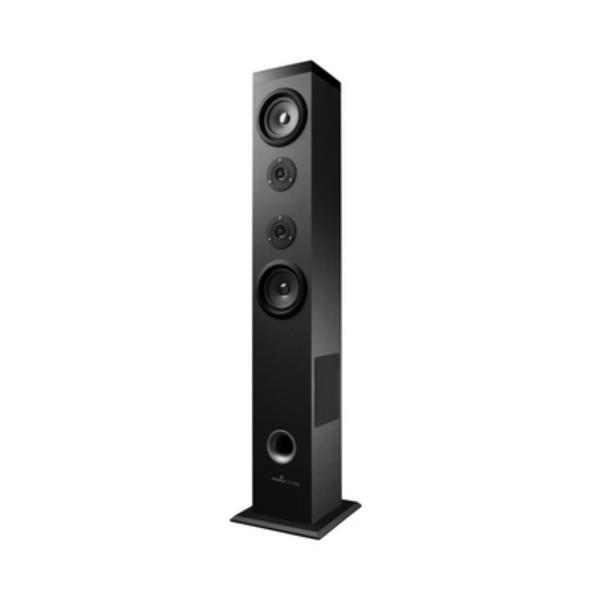 Energy Sistem Bluetooth tower 5 60W 2.1 negro – Altavoces