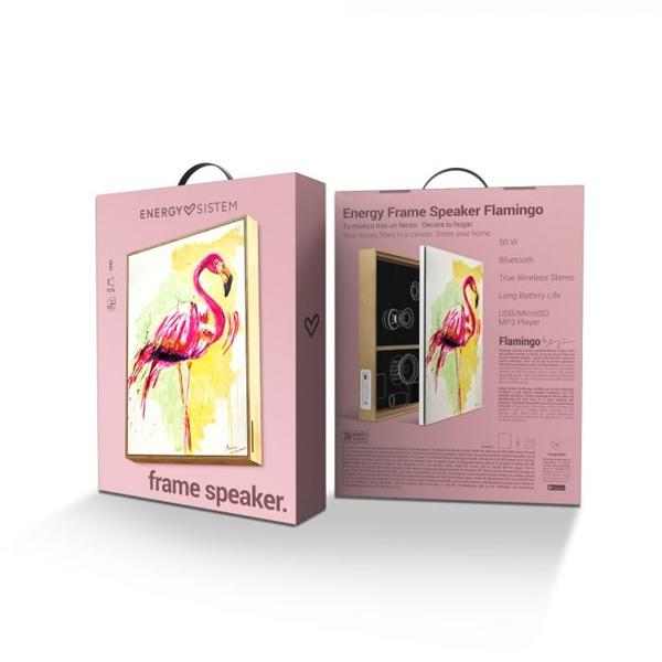 Energy Sistem Frame Speaker Flamenco 50W  Altavoz Bluetooth