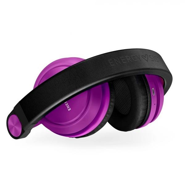 Energy Sistem BT Urban 2 Radio Violet  Auriculares