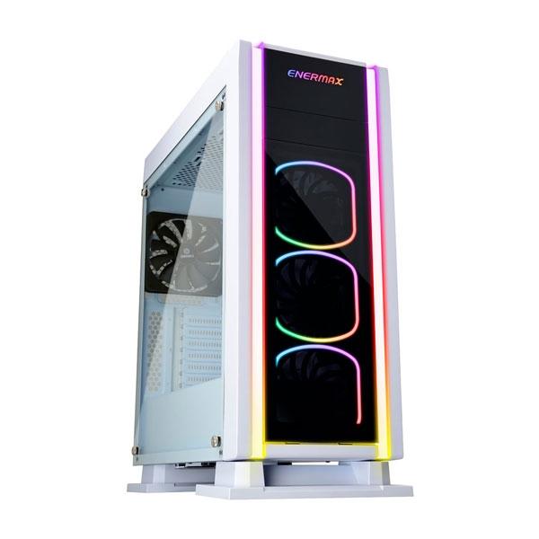 Enermax Saberay blanca RGB - Caja