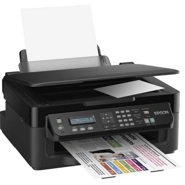 Epson WorkForce WF-2510WF – Multifuncional inyección