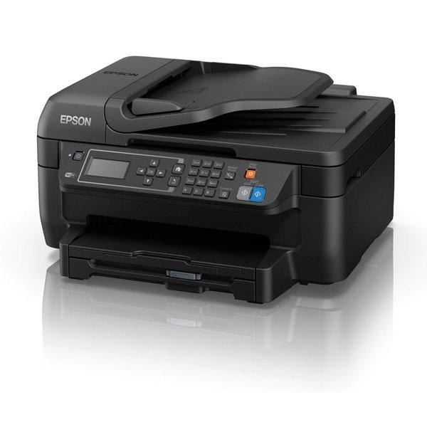 Multifuncion epson inyeccion wf2750dwf workforce fax/ a4/