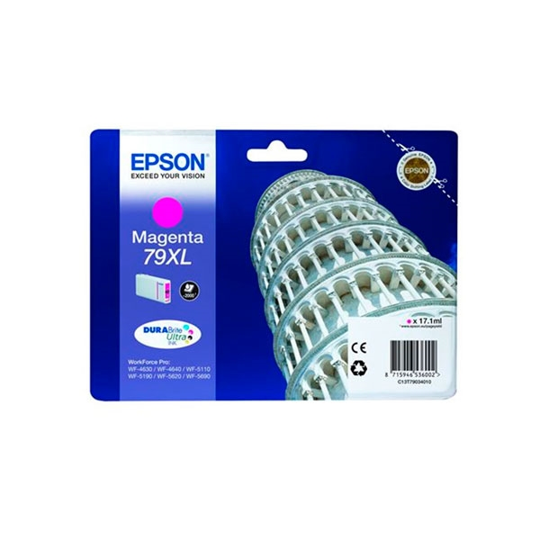Epson 79XL Magenta 171ML  Cartucho de tinta