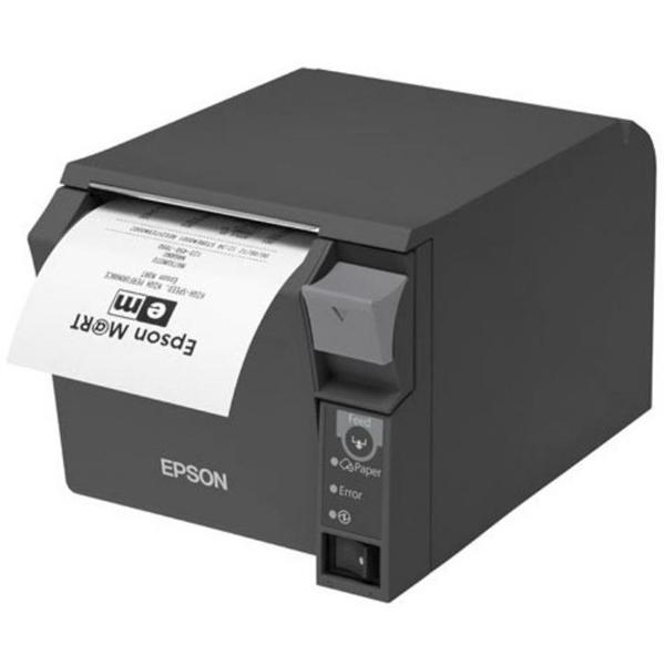 Epson TMT70 II USB  serie negra  Impresora de tiquets