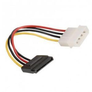 Equip Cable Molex a SATA  Cable de alimentacin