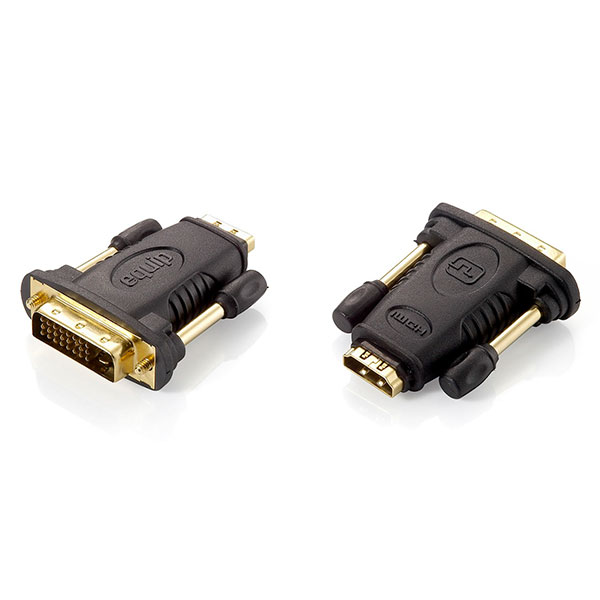 Equip Adaptador HDMI H – DVI M – Adaptador