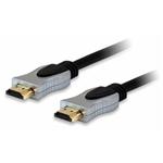 Equip HDMI 20 HDMIMacho a HDMIMacho 5M Aluminio  Cable