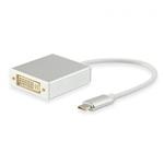 Equip USB Tipo C  DVII 15CM  Adaptador
