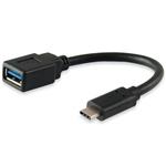 Equip USB Tipo c a USB Tipo A Hembra otg - Adaptador