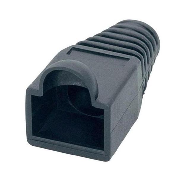 Equip Funda de conector RJ45 negro – Accesorios para redes