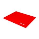 Equip Life Mouse Pad Rojo  Alfombrilla