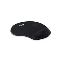 Equip Life Mouse Pad con Gel Negro - Alfombrilla