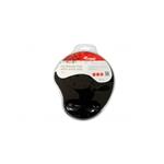 Equip Life Mouse Pad con Gel Negro  Alfombrilla