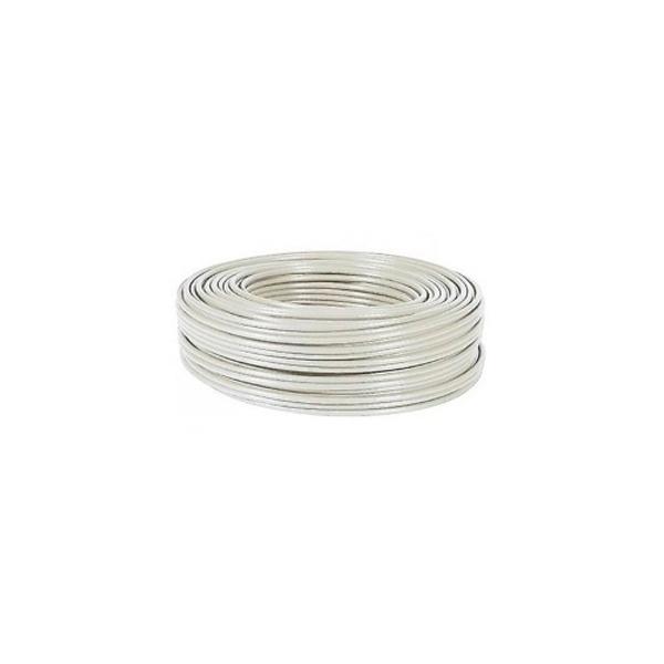 Equip Bobina cable 100M Cat6A S/FTP Rígido LSZH - Cable red